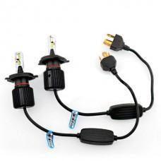 Комплект LED ламп EA Light X M1 H4 H/L 5000K 4500Lm CSP