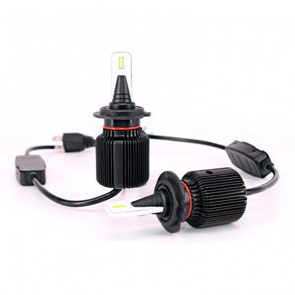 Комплект LED ламп EA Light X M1 H7 5000K 4500Lm CSP