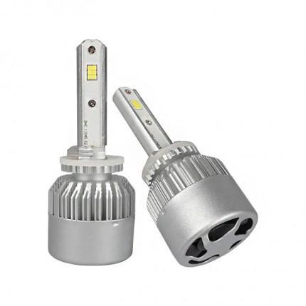 Комплект LED ламп Led Headlight S2 CSP H27 12V-36V 32W 5000K 8000Lm