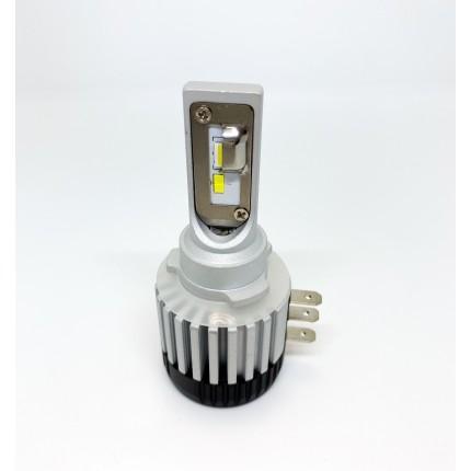 Комплект LED ламп EA Light X S6 H-15 12V-36V 30W 5000K 8000Lm