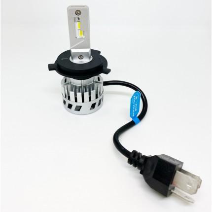 Комплект LED ламп EA Light X S6 H-4 12V-36V 30W 5000K 8000Lm