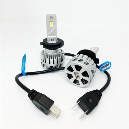 Комплект LED ламп EA Light X S6 H-7 12V-36V 30W 5000K 8000Lm