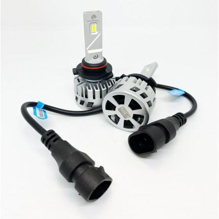 Комплект LED ламп EA Light X S6 HB3 (9005) 12V-36V 30W 5000K 8000Lm