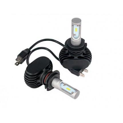 Комплект LED ламп Led Headlight S1 CSP H-3 5000K 4000Lm