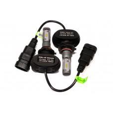 Комплект LED ламп Led Headlight S1 CSP HB3 5000K 4000Lm