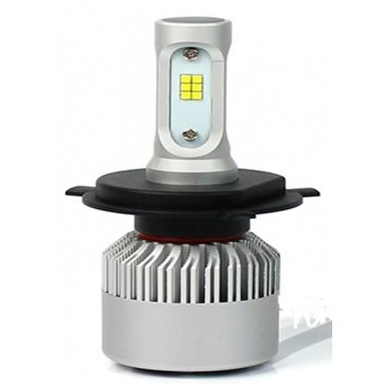Комплект LED ламп Led Headlight S2 CSP H4 H/L 12V-36V 32W 5000K 8000Lm
