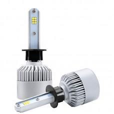 Комплект LED ламп Led Headlight S2 CSP H1 5000K 8000Lm