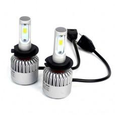 Комплект LED ламп Led Headlight S2 CSP H7 5000K 8000Lm