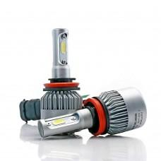 Комплект LED ламп Led Headlight S2 CSP HB4 5000K 8000Lm