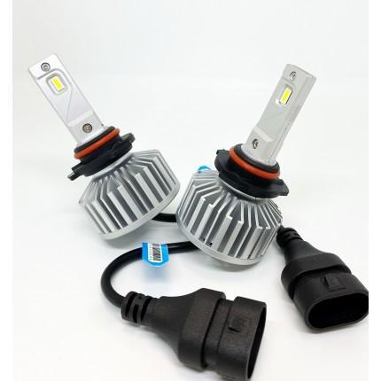 Комплект LED ламп EA Light X S5 HB4 (9006) 5000K 4000Lm