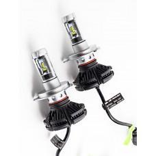 Комплект LED ламп EA Light X X3 EA H4 6000K 6000Lm