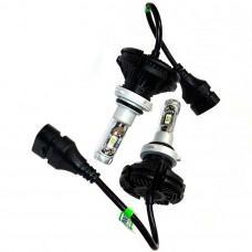 Комплект LED ламп EA Light X X3 HB3 6000K 6000Lm