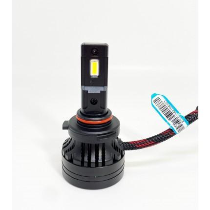 Комплект LED ламп EA Light X X9 HB3 (9005) 6500K 10000Lm с модулем обманки