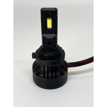 Комплект LED ламп EA Light X X9 HB4 (9006) 6500K 10000Lm с модулем обманки