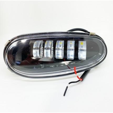 Комплект светодиодных фар EA Light X на DAEWOO Lanos