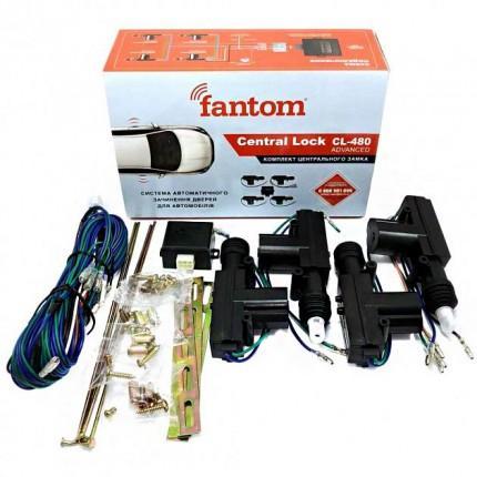 Комплект центрального замка Fantom CL-480