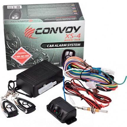 Автосигнализация односторонняя CONVOY XS-4