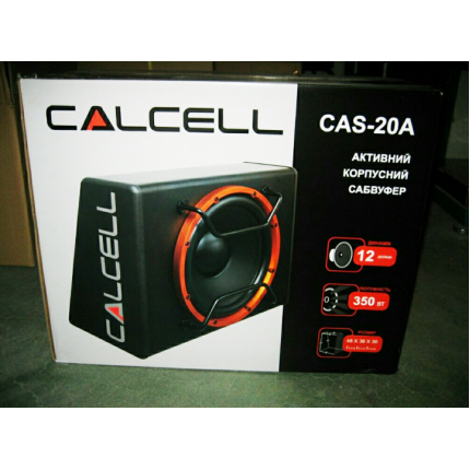 Сабвуфер Calcell CAS-20A