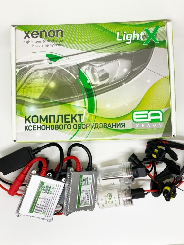 Комплект ксенона EA Light X 35W H1 6000K AC