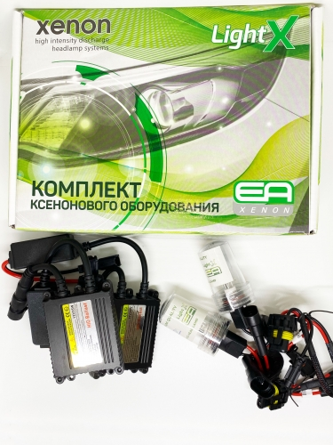 Комплект ксенона EA Light X 35W H1 4300K DC